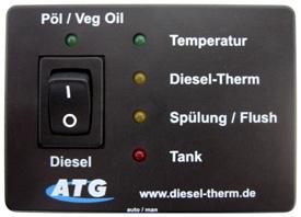Umr�ster f�r Diesel Motoren Umr�stung auf Pflanzen�l Kraftstoff