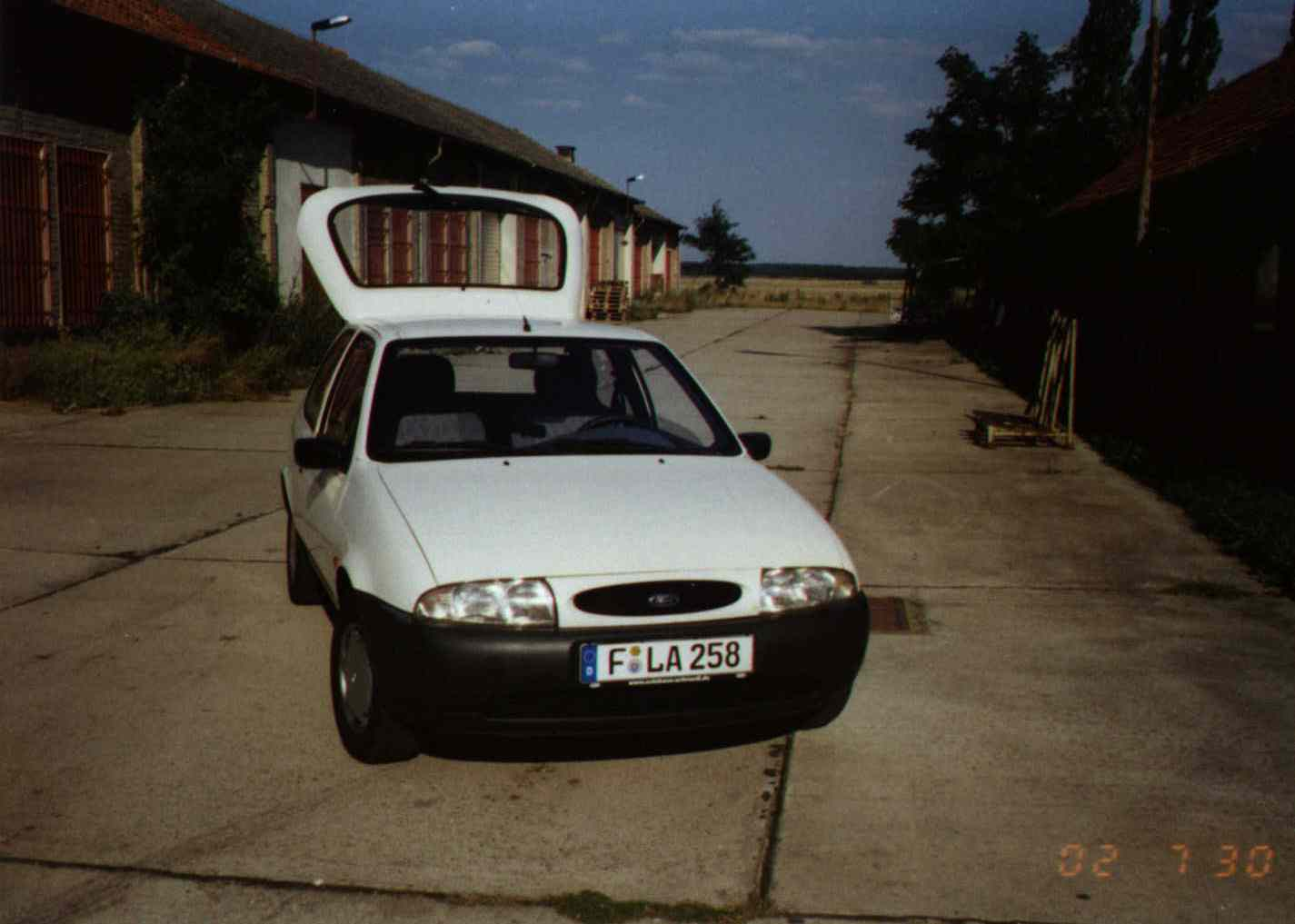 Ford Fiesta 1,8 D Rapsoel Power